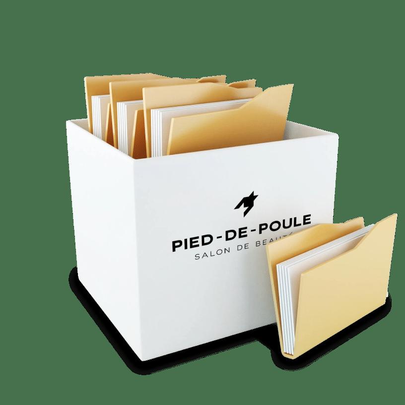 папка з документами